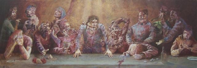 Table Of Twelve